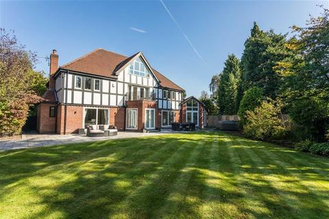 5 bedroom detached house for sale - Glentwood, Hale, Cheshire, WA14