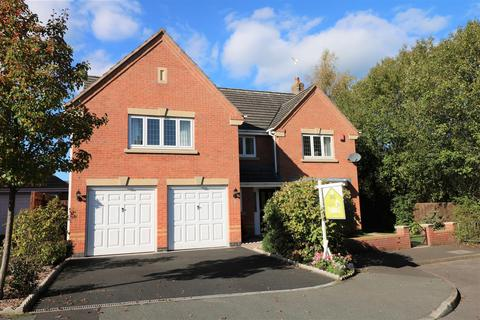 5 bedroom detached house for sale - Woodburn Road, Norton Chase, Stoke-on-Trent