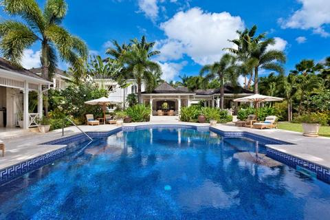 4 bedroom detached house - Sandy Lane, Saint James, Barbados