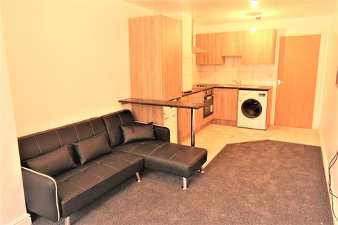 Studio to rent - Belgrave Gate, Leicester, Leicestershire, LE1