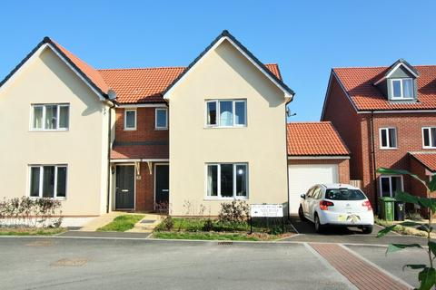 3 bedroom semi-detached house for sale - Melrose Avenue, Exeter