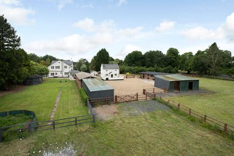 4 bedroom equestrian property for sale - Weaverham Road, Gorstage, Northwich, Cheshire
