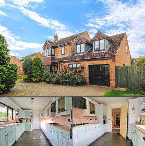 4 bedroom detached house for sale - Poachers Meadow, Nettleham, Lincoln, LN2 2WE