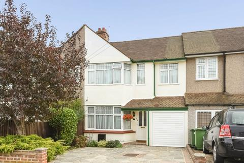 3 bedroom end of terrace house for sale - Shirley Avenue, Bexley, DA5