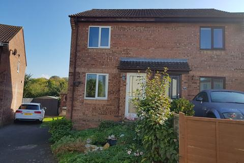 2 bedroom semi-detached house for sale - Kirby Close, Axminster, Devon