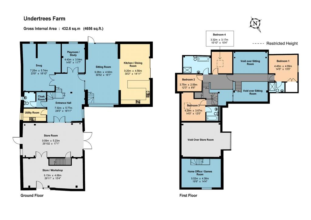 Floorplan: Proposed Floor Plan