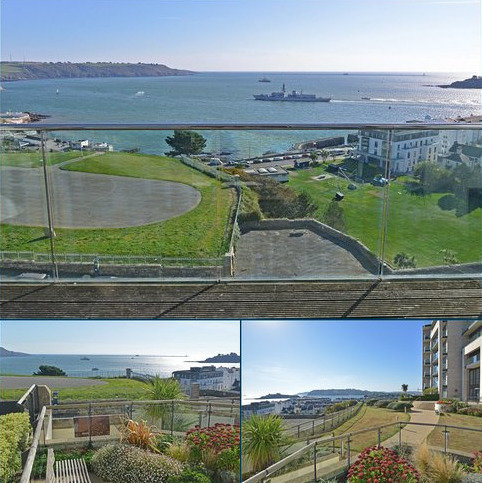 2 bedroom penthouse for sale - Cliff Road, Plymouth, Devon, PL1