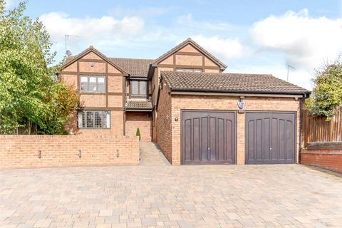 5 bedroom detached house for sale - Osprey Rise, Northampton, Northamptonshire, NN4