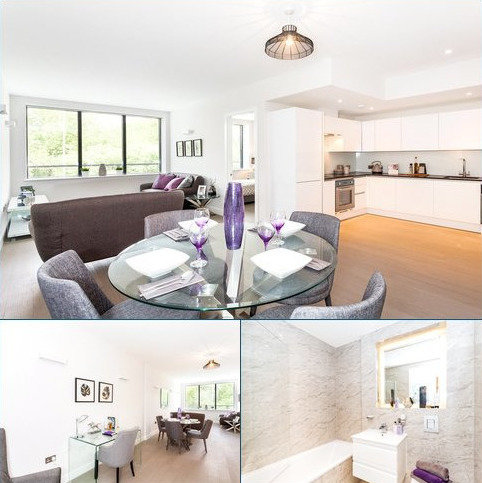 1 bedroom flat for sale - Overbridge Square, Hambridge Lane, Newbury, Berkshire, RG14