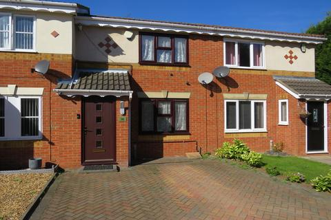 3 bedroom terraced house for sale - Curlbrook Close, Wootton, Northampton, NN4