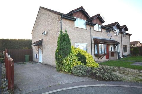 2 bedroom end of terrace house to rent - Windflower Close, St. Mellons, Cardiff. CF3