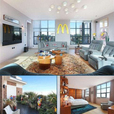 3 bedroom flat for sale - Long Island House, 44 Warple Way, London, W3