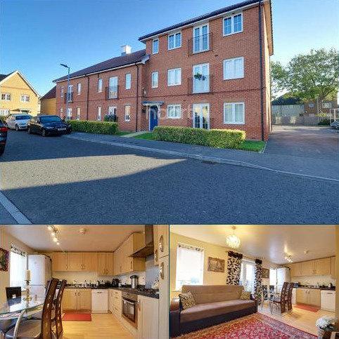 2 bedroom flat for sale - Rose House, Panyers Gardens, Dagenham