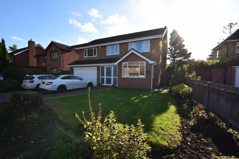 4 bedroom detached house for sale - Lugtrout Lane, Solihull, B91 2SN