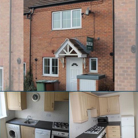 2 bedroom terraced house to rent - Murray Close, Bestwood, Nottingham NG5