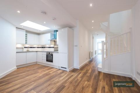 2 bedroom townhouse to rent - St Andrews Road, East Acton, London, W3 7NE