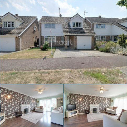4 bedroom detached house to rent - Neil Armstrong Way, Leigh-On-Sea