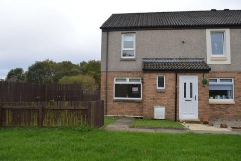 2 bedroom end of terrace house to rent - Lewis Avenue, Cambusnethan, Wishaw ML2