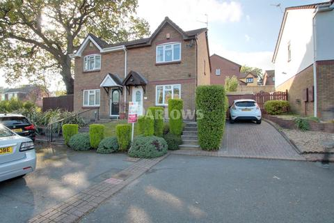 3 bedroom semi-detached house for sale - Duncan Close, St Mellons, Cardiff