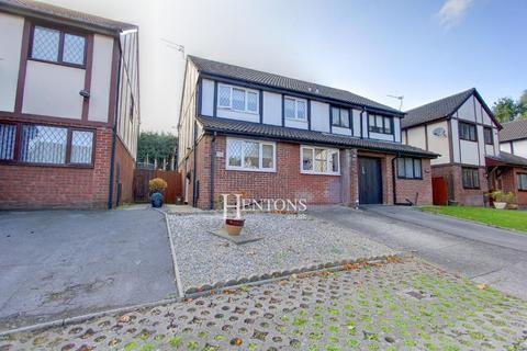 3 bedroom semi-detached house to rent - Heritage Park, St Mellons, Cardiff
