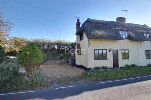 2 bedroom cottage to rent - Dunmow Road, Great Bardfield