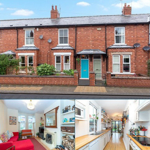 3 bedroom terraced house for sale - Sycamore Terrace, York, YO30
