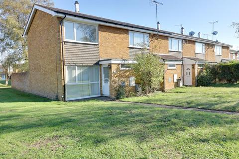 2 bedroom end of terrace house for sale - Grangeway, Houghton Regis