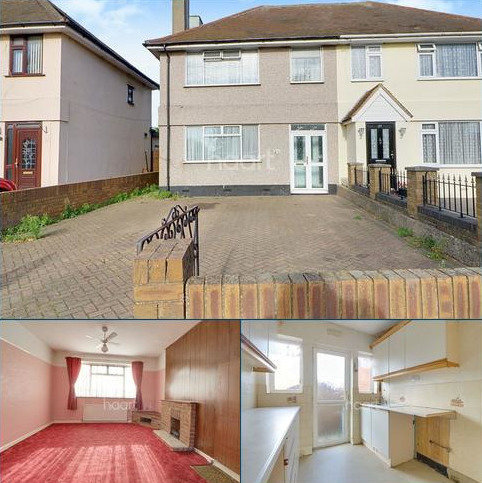 3 bedroom semi-detached house for sale - Caulfield Road, Shoeburyness