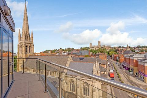 2 bedroom penthouse for sale - Thorngate House, St. Swithins Square, Lincoln, LN2