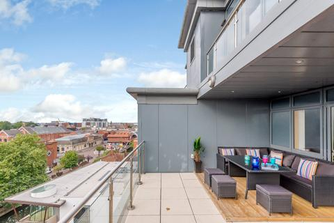 3 bedroom penthouse for sale - Thorngate House, St. Swithins Square, Lincoln, LN2