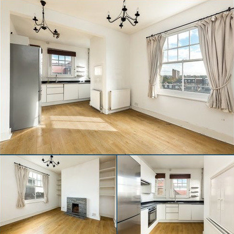 2 bedroom flat for sale - Cyril Mansions, Prince of Wales Drive, Battersea Park, London, SW11