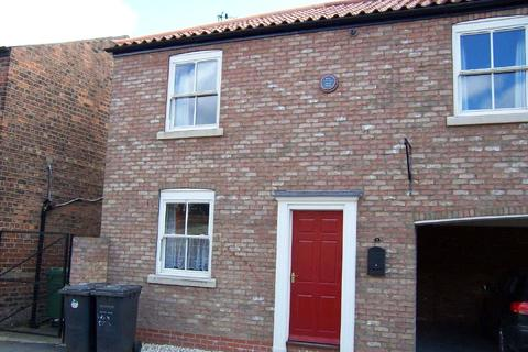 2 bedroom house to rent - Cross Street, Brigg, North Lincolnshire, DN20