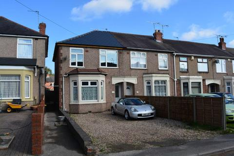 3 bedroom end of terrace house for sale - Conrad Road, Coventry,