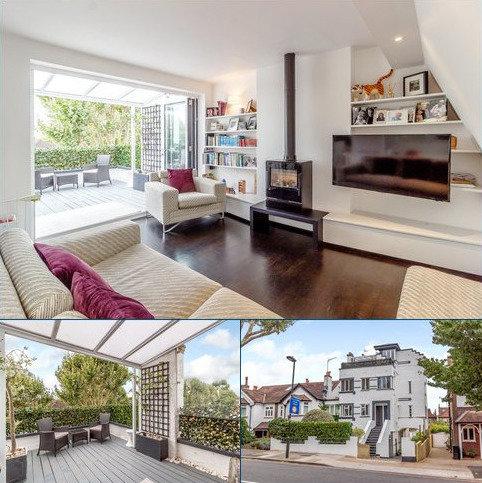 3 bedroom maisonette to rent - High Park Road, Richmond, Surrey, TW9