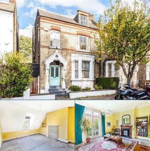 6 bedroom semi-detached house for sale - Werter Road, Putney, London, SW15