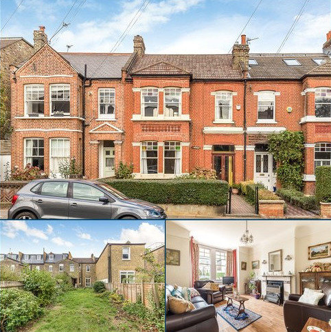3 bedroom terraced house for sale - Dornton Road, Wandsworth, London, SW12