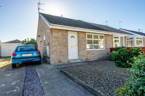 2 bedroom semi-detached bungalow for sale - Lowick, YORK