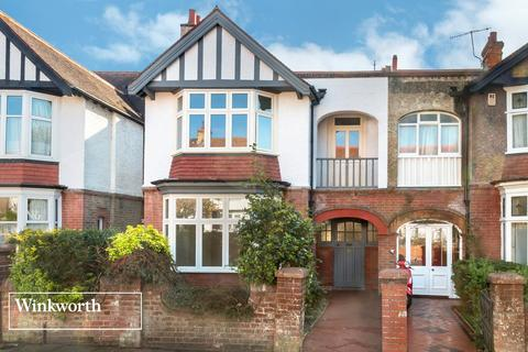 5 bedroom semi-detached house for sale - Wilbury Crescent, Hove, East Sussex, BN3