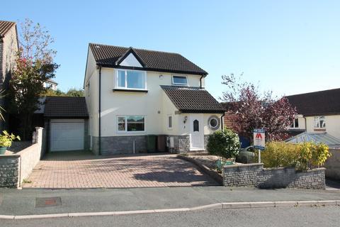 4 bedroom detached house for sale - Newnham Close, Plympton
