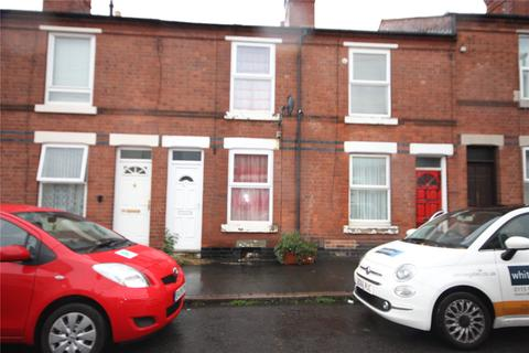 2 bedroom terraced house to rent - Lichfield Road, Nottingham, Nottinghamshire, NG2