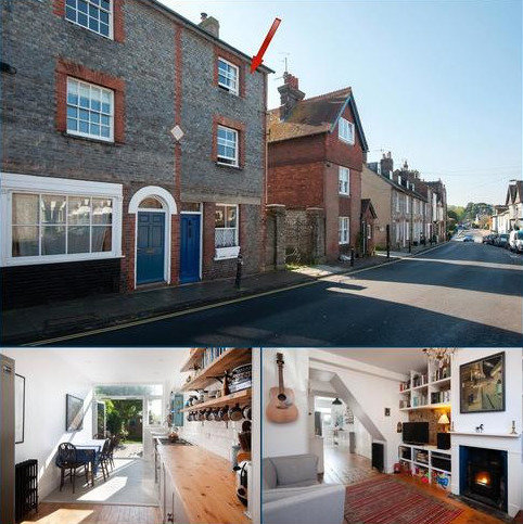3 bedroom house for sale - Priory Street, Lewes, East Sussex