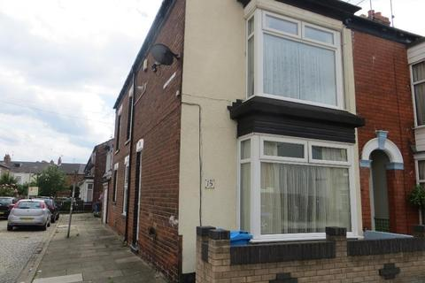 2 bedroom end of terrace house to rent - Perth Street, Hull, HU5 3NL