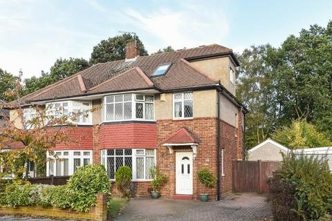 4 bedroom semi-detached house for sale - Cathcart Drive, Orpington, Kent, BR6 8BX