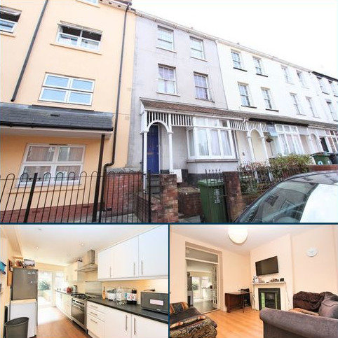 6 bedroom terraced house for sale - Longbrook Terrace, Exeter
