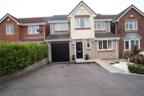 4 bedroom house for sale - Bampton Close, Emersons Green, Bristol, BS16 7QZ