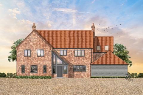 4 bedroom detached house for sale - Howards Way, Gayton