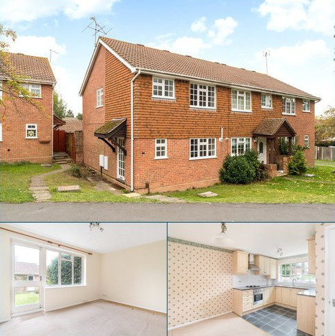 3 bedroom end of terrace house for sale - Kingfisher Drive, Guildford, Surrey, GU4