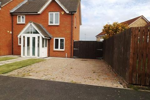 3 bedroom end of terrace house for sale - Maple Drive, Widdrington - Three Bedroom End Terrace House