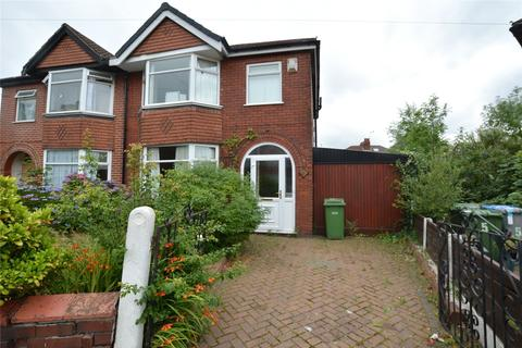 3 bedroom semi-detached house for sale - Atholl Avenue, Stretford, Manchester, M32