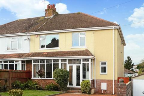 4 bedroom semi-detached house for sale - Oak Park Avenue, Torquay, Devon, TQ2
